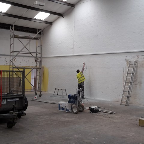 Commercial Re-instatement Rochdale 25 of 87